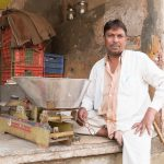 Street vendor, Ramgarh