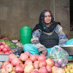 Fruit and veg seller, Ramgarh