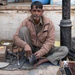 Roadside Cobbler, Ramgarh
