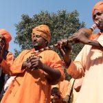 Musicians at the Bikaner Camel Festival