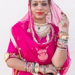 "Bikaner ""Ms Mandwa"" beauty  contestant"