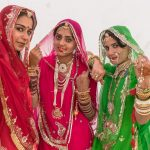 Bikaner beauty  contestants