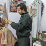 Local Barber, Udaipur