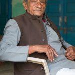 Elderly man, Ramgarh