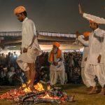 fire walking ceremony