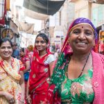 Women in the Old city of Jodhpur