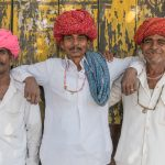 Rajasthani men from Rawla Jojawar