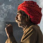 Smoking man, Rawla Jojawar