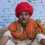 Rajasthani man from Rawla Jojawar