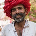 Rabari man from Rawla Jojawar
