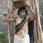 Woman from the Dongaria Kondh tribe
