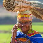 Technology catches up with a woman from the Bonda tribe