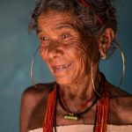 Woman from the Gadaba tribe at Kangarapada Village, Odisha