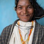 A girl from the Dongaria Kondh tribe.