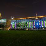 National Gallery Singapore, Night to Light Festival 2019.