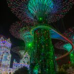 Christmas 2019 Light up at the Gardens by the Bay