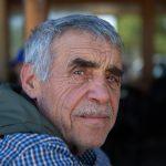 Man at Uchisar Teahouse, Cappadocia