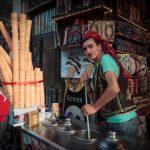 Turkish Ice-Cream Man, Istanbul