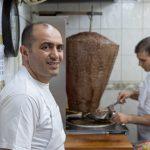 Doner Kebab man, Istanbul