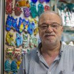 Souvenir shop owner, Grand Bazaar, Istanbul
