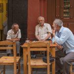 Men in Balat, Istanbul
