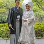 traditional Shinto wedding costumes