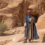 Nomad at Petra