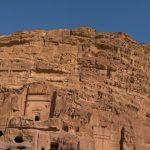 Tomb cluster, Petra