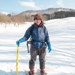 Kono-san, Maple syrup collector, from Iide, Yamagata Prefecture