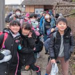 Japanese primary school children at an after school centre in Kaminoyama Onsen, Tohoku
