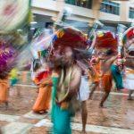 Chettiar kavadi processional dance, Sri Thendayuthapani Temple g